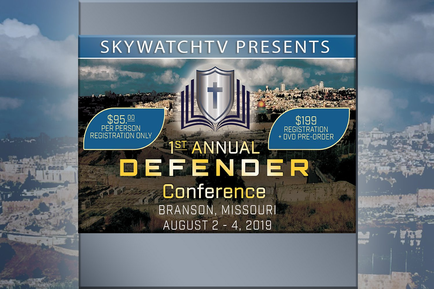 DefCon Featured 2 – 1st Annual Defender Conference